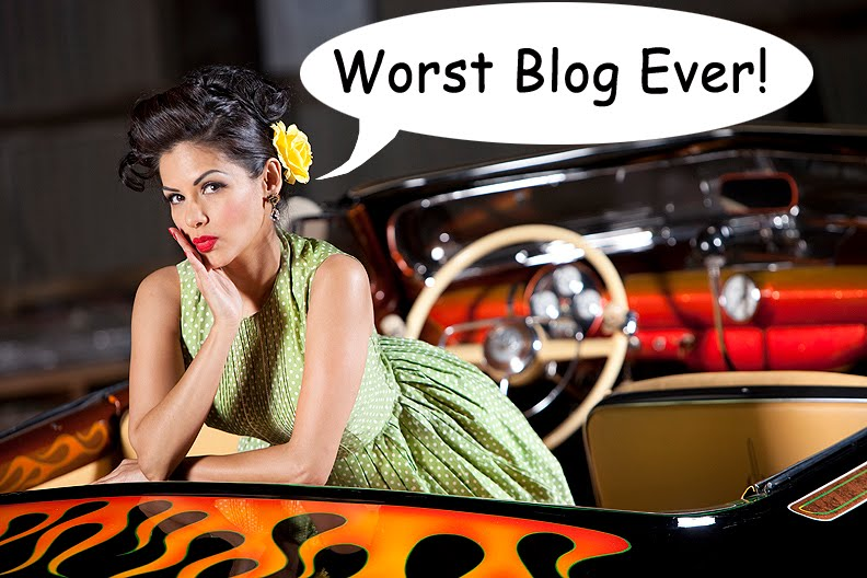 Worst Blog Ever