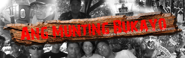 Ang Munting Bukayo - diaries from the land of million dreams