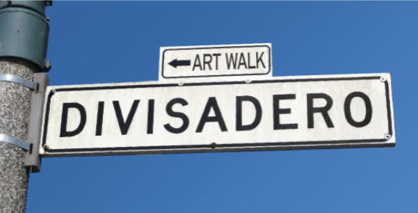 Divisadero Art Walk