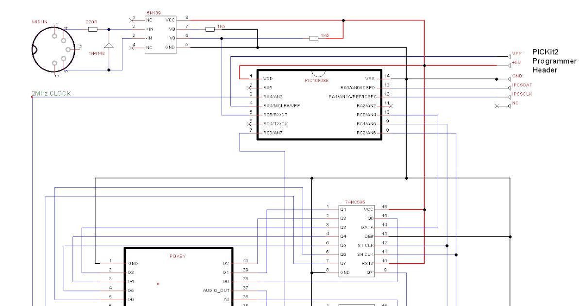8 bit atari schematic 8 get free image about wiring diagram