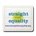 Click pic to take the straight for  equality Pledge..