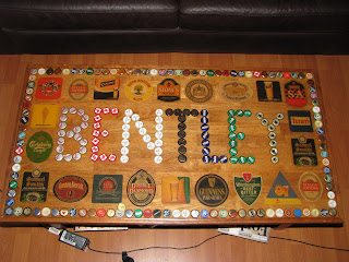 Bentley Beer Table