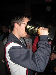 Drinking at P.J. Ryan's