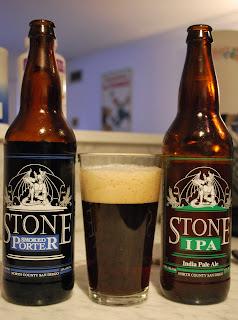 Stone IPA-Porter Blend