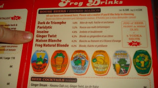 Frog and Princess Beers