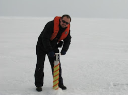 Heiko Ice Coring