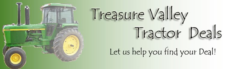 Treasure Valley Tractor Deals