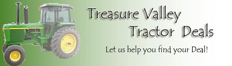 Treasure Valley Tractor Deals