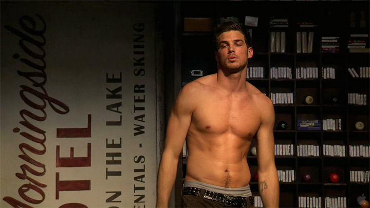 rick malambri hot. Buffed up Rick Malambri