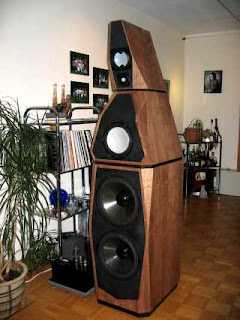 The new Master Reference Loudspeaker system