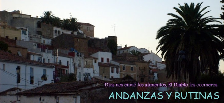 ANDANZAS Y RUTINAS