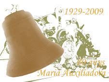 """80 ANYS DE LA CAMPANA MARIA AUXILIADORA """"LA DE LES HORES"""""""