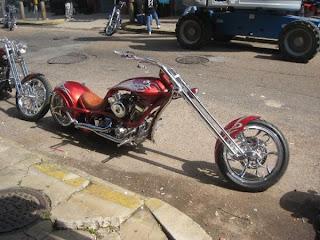 Motos Mercenários