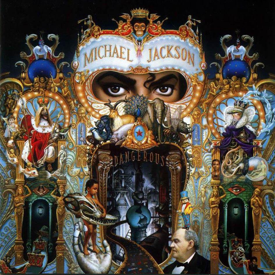 michael jackson album cover - photo #2