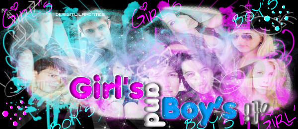 Girl's and Boy's !}'