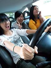 In YiTing's Car