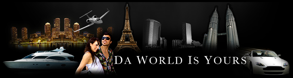 DA WORLD IS YOURS