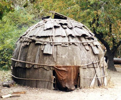 Eastern Woodland Indian Shelters - Cale Academy
