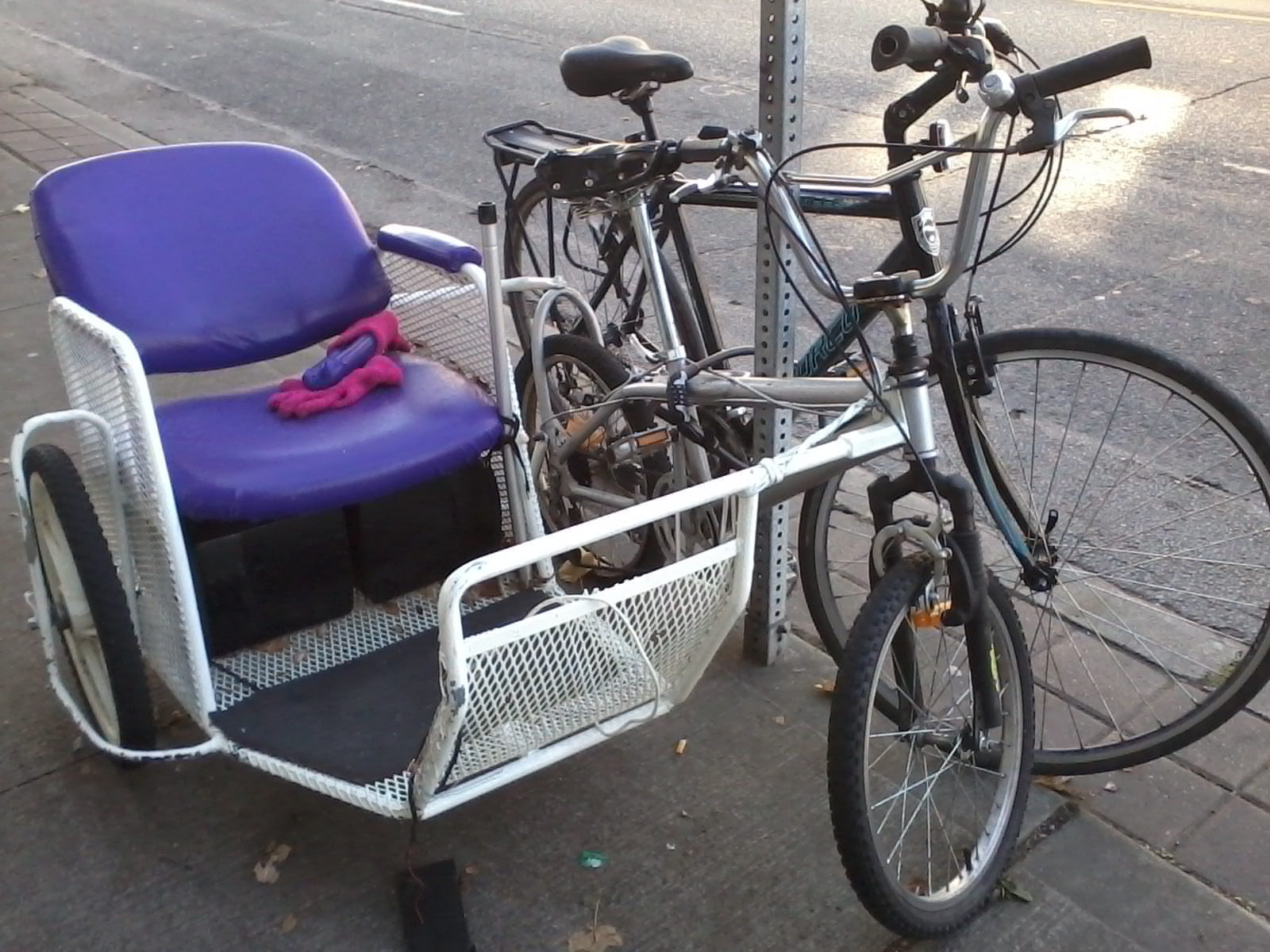 Bicycle side car for Is a bicycle considered a motor vehicle