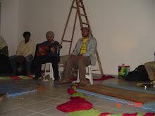 Veja algumas fotos do Saral do Espaço Cultural Ocupado Casa de Dolores em São Paulo capital