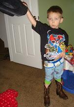 """""""Kids Wear The Darndest Things"""" -- FEBRUARY WINNER!"""