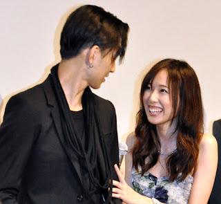 Shota Matsuda e Erika Toda
