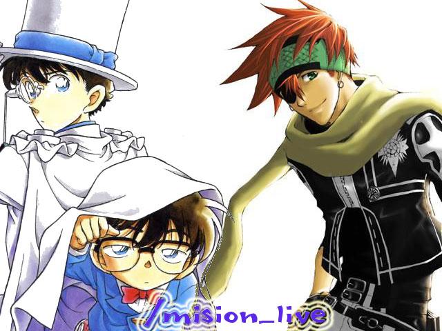 personajes: