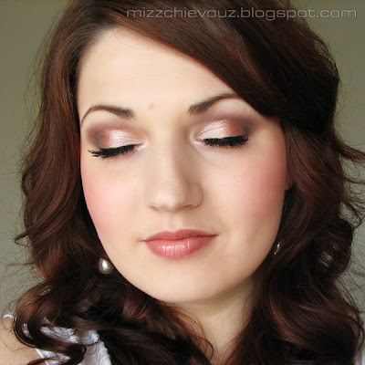 Wedding on Misschievous Tv  Timelessly Elegant Bridal Makeup