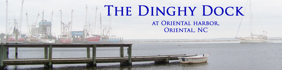 The Dinghy Dock at Oriental NC