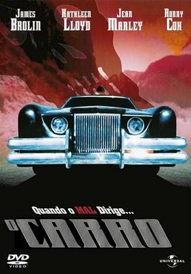 O Carro - A Máquina do Diabo DVDRip XviD & RMVB Dublado