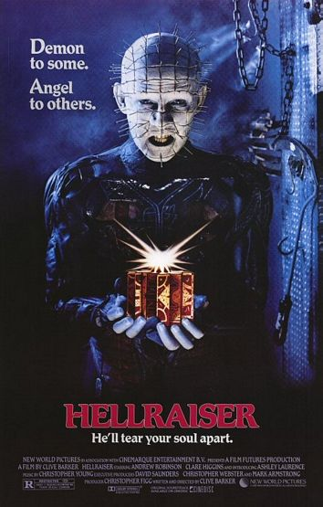 Download Baixar Filme Hellraiser   Dublado