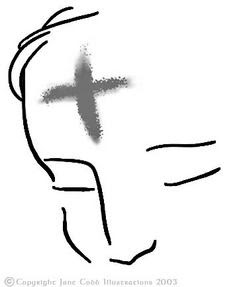 First Day of Lent Season 2012 -- Ash Wednesday