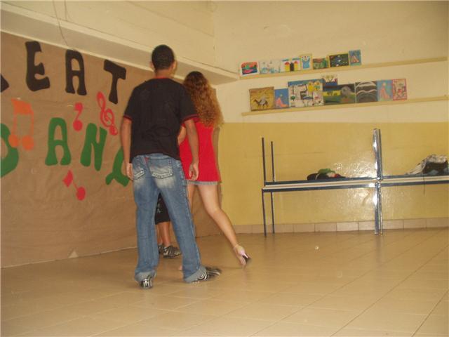 Dança 7ºSérie Belém da Serra Francisco Morato.