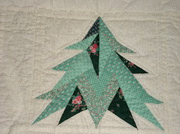 Block from House in the Pines Quilt