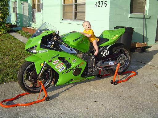 kawasaki ninja zx6r monster edition. ninja 600 monster edition.