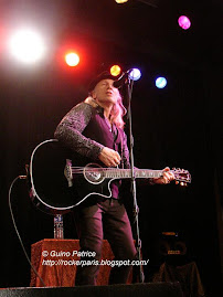 Elliott MURPHY, Paris 26 sept. 2008