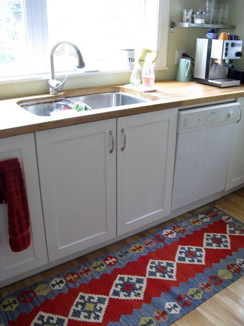 Pour toujours in the kitchen dans la cuisine for Tapis cuisine long