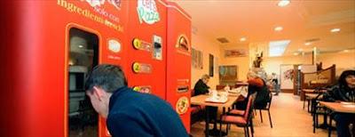 maquina de pizzas