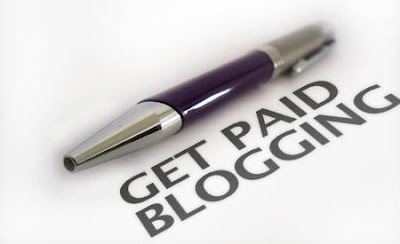 Get paid blogging