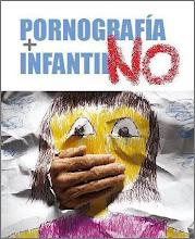 NO A LA PORNOGRAFÍA INFANTIL. ÚNETE