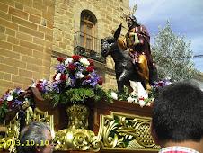 Ntro Padre Jesus en su Entrada en Jerusalen