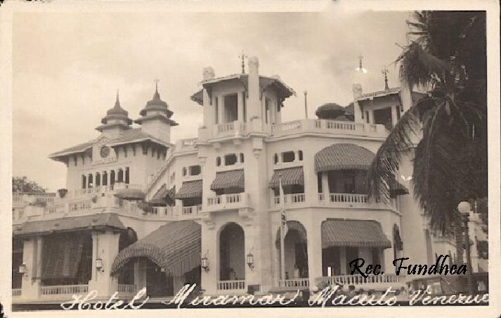 EL Hotel Palmar Frontis+vista+lateral