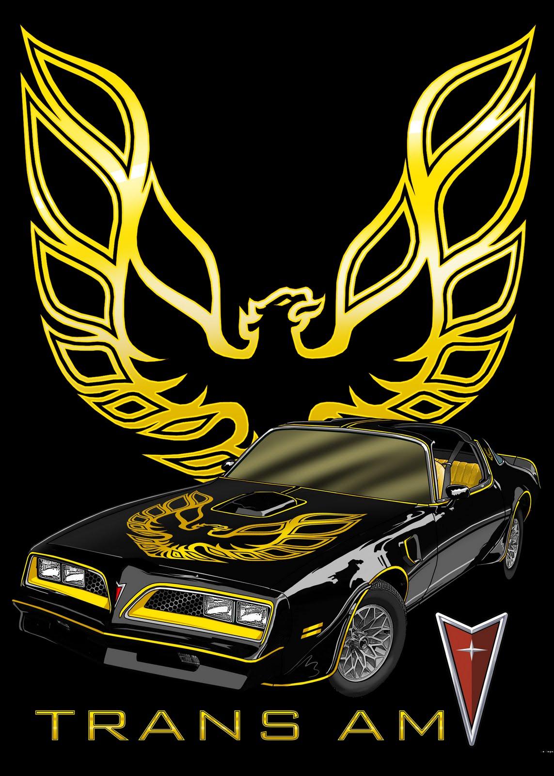 Pontiac Firebird Logo Wallpaper
