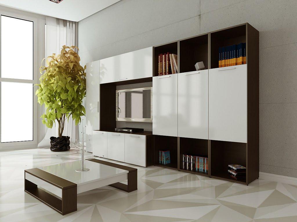 Глянцевая Мебель В Гостиную В Москве