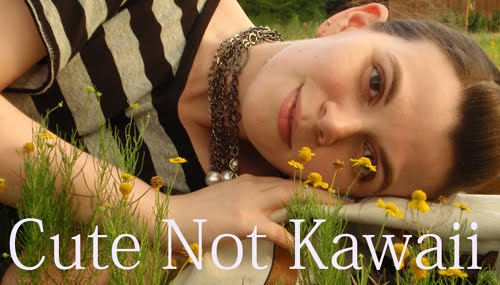 Cute Not Kawaii