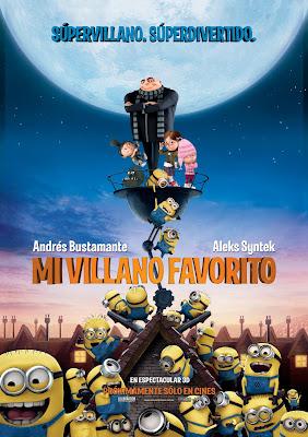 Gru - Mi Villano Favorito (2010)
