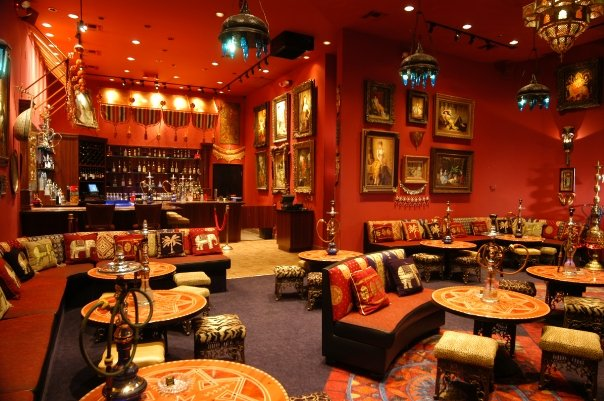 Paymons Mediterranean Cafe amp Lounge