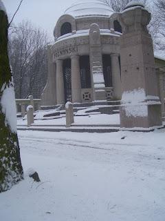 Izrael Poznanski's Mausoleum