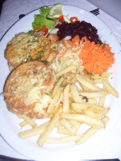 Dishes from Smak Ukrainski