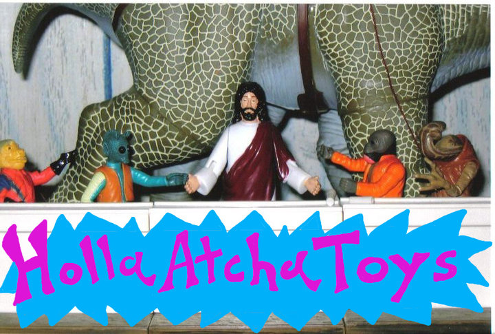 Holla Atcha Toys
